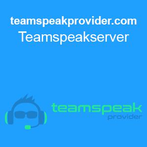 Teamspeakprovider.com - Teamspeakserver